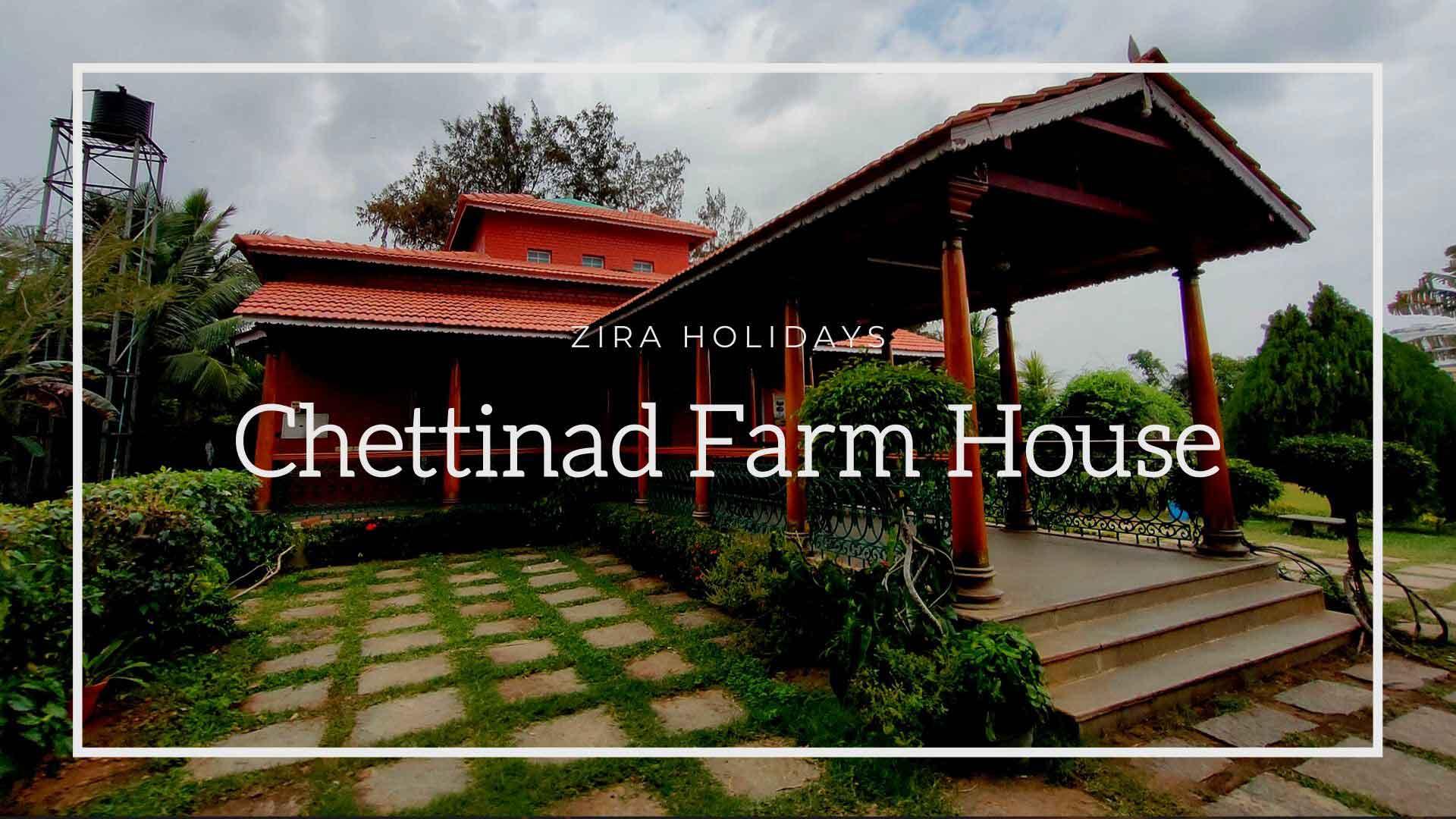 chettinad farm house
