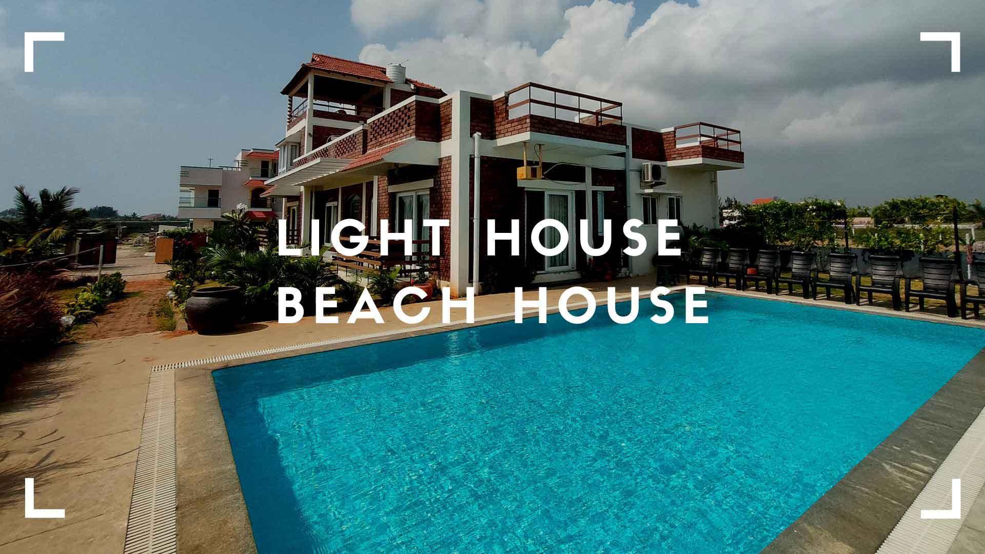 light house beach house