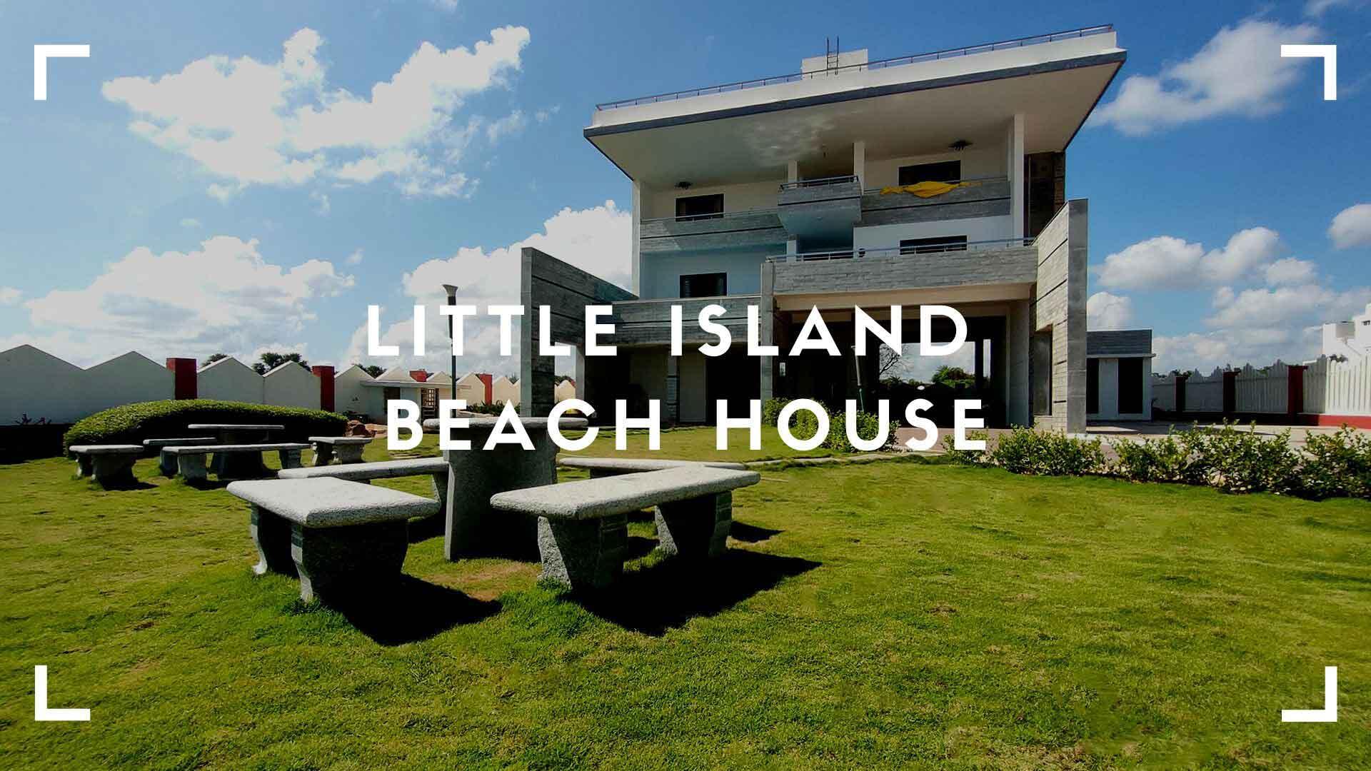 little island beach house