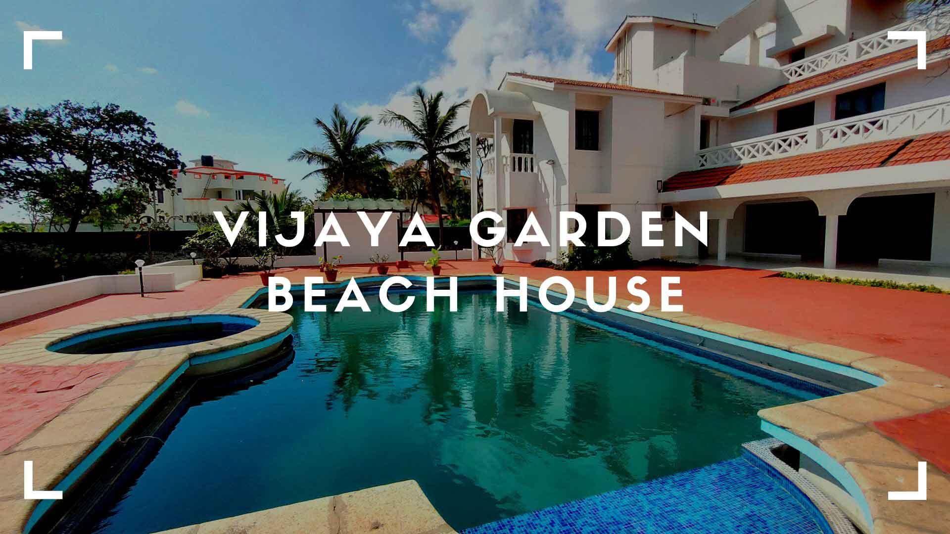 vijaya garden beach house